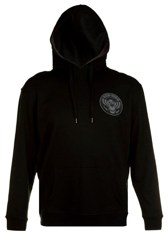 Black Overhead Sweatshirt