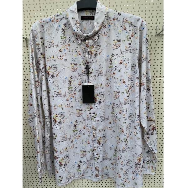 Peter Gribby Flora Shirt