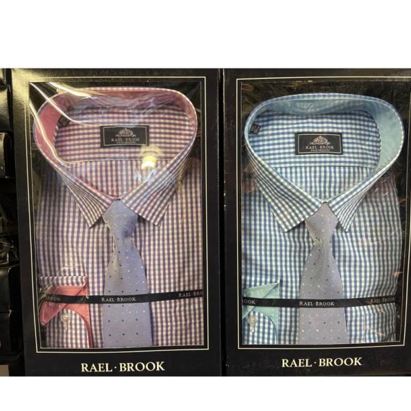 Rael- Brook Check RB2