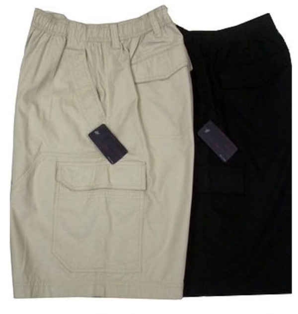 Big Fellas ripstop cargo shorts