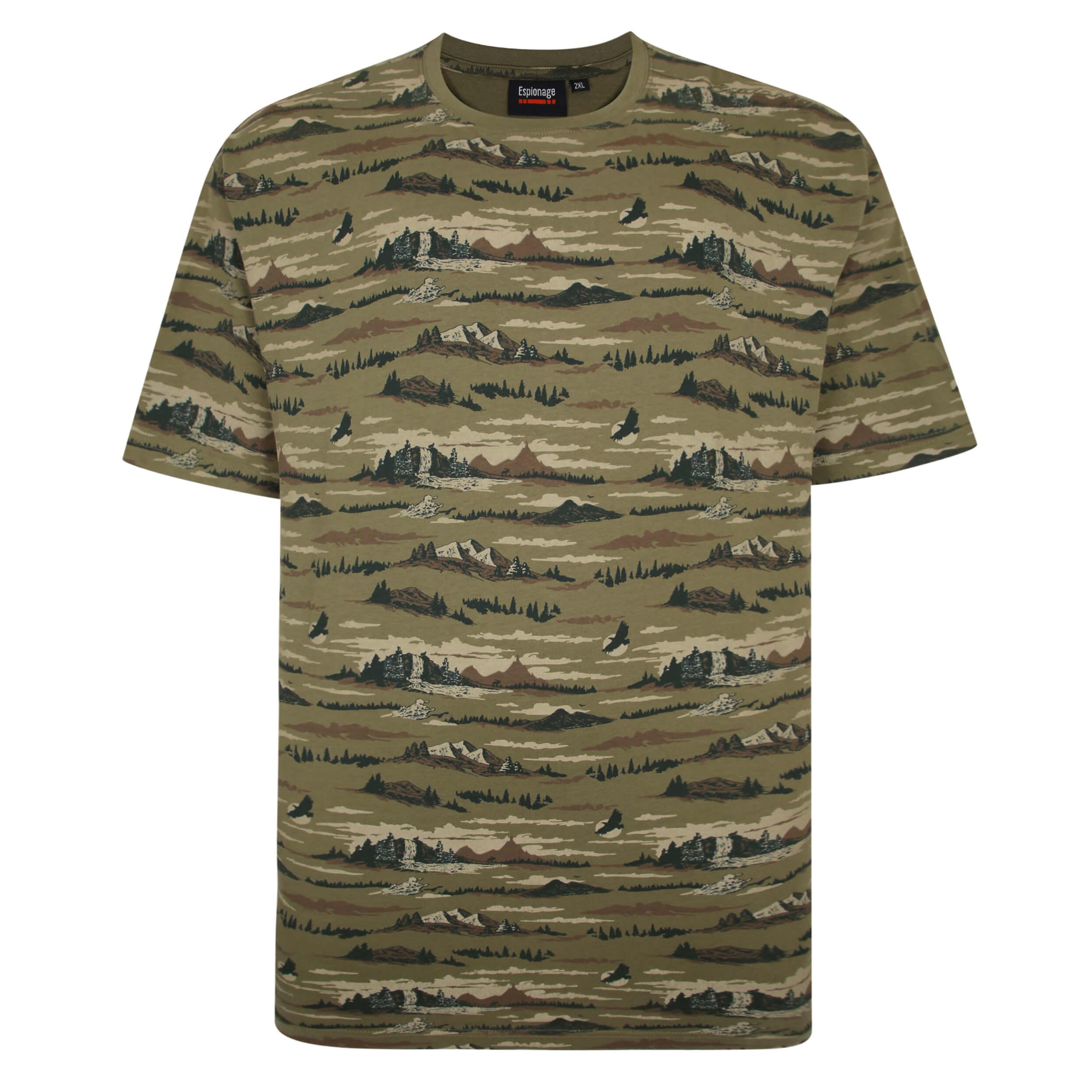 Espionage Wilderness Tee Shirt