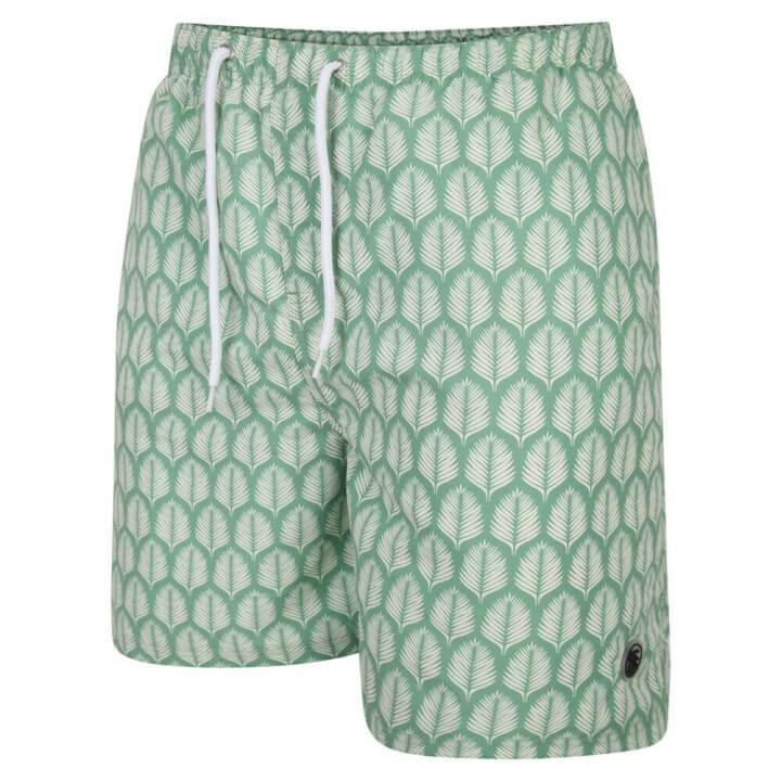 Espionage Leaf Swim shorts